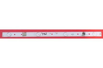 Barra Led AKAI JS-D-JP3220-041EC (51209) E32F2000 MCPCB 377.0 18.0 1.0T Smontata da Tv Nuovo