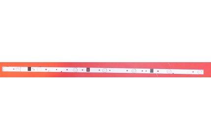 Barra Led AKAI JS-D-JP3910-071EC (60620) E39DU1000 MCPCB 732.0 17.0 1.0T Smontata da Tv Nuovo