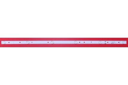 Barra Led AKAI JS-D-JP3920-061EC (51230) E39F2000 MCPCBSmontata da Tv Nuovo