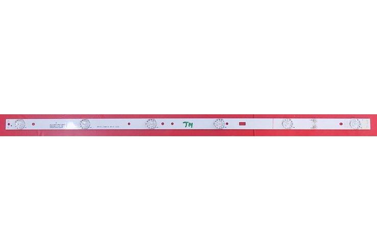 Barra Led AKAI JS-D-JP5510-B61EC (60517) E55DU1000 ---4K FHD Codice a barre 576.0.0 17.0 1.0T MCPCB Smontata da Tv Nuovo