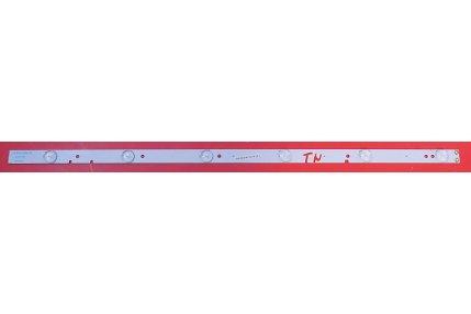 BARRA LED AKAI LGL58712-3528HD-104 C2412132 - CODICE A BARRE 151103-123 126-M-3.2 3.4-MZ-L091-A NUOVA