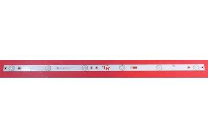 Barra Led AKAI MS-L1239-L V2 Codice a barre 21MH200D66G R72-55D04-011-13 Smontata da Tv Nuovo