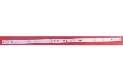 Barra Led AKAI MS-L1239-R V2 Codice a barre 21MH200D66G R72-55D04-009-13 Smontata da Tv Nuovo