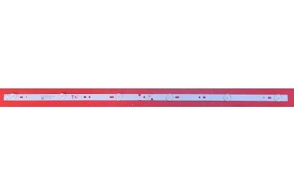 Barra Led AKAI RF-AE320E30-0601S-06 A4 2B8185K2 230132C1N00160 - 06-32C2X6-618-M07W14 230132C1N00270 Smontata da Tv Nuovo