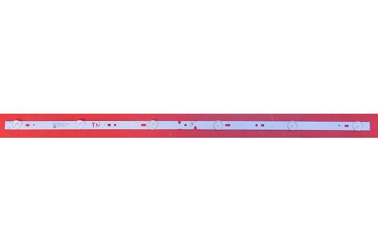 Barra Led AKAI RF-AE320E30-0601S-06 A4 740547 R7424 230132C1N00160 Smontata da Tv Nuovo