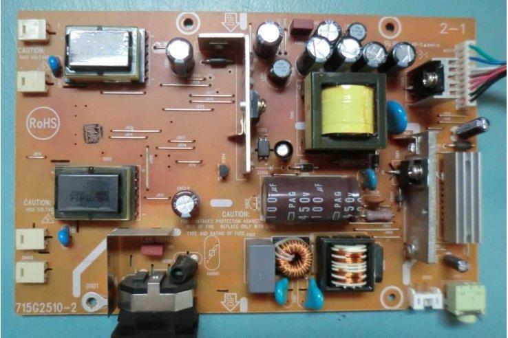 Alimentatore Fujitsu 715G2510-2 - Codice a barre (T)8942HQAL A E