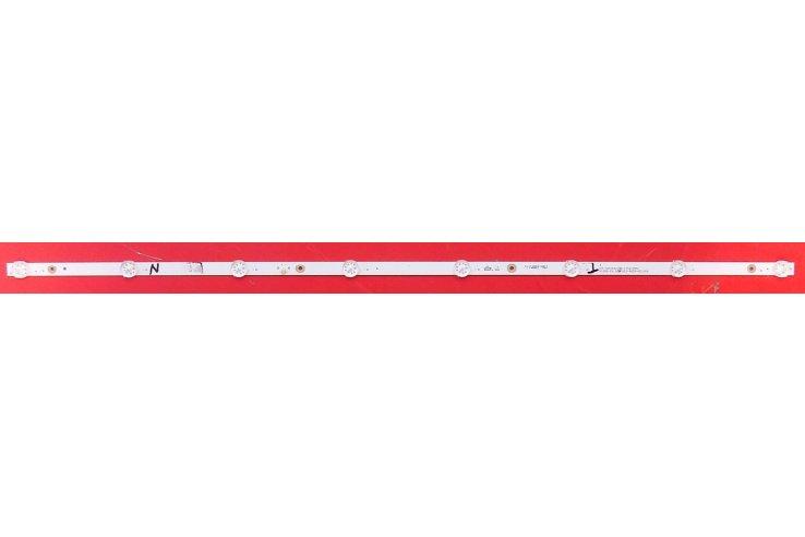 BARRA LED HAIER SJ.CX.D3900402-3030CS-M 1.14.MD390012 170417 - CODICE A BARRE C3-180V06V13B-170612D5-01282-CX.D390S03-9829-MZ10