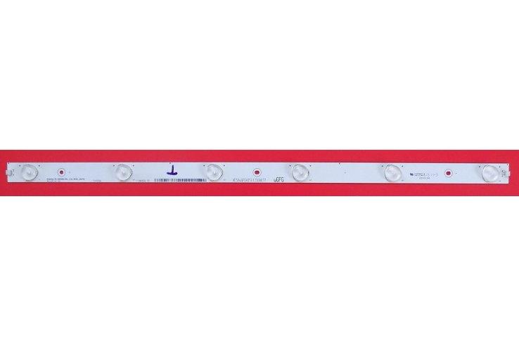BARRA LED HISENSE_50_HD500DU-B01_11X6_3030C_3S1PX2 1140066 115MA052 NUOVA