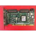 ADATTATORE SCSI CARD DELL 39320A 2071406-04 - CODICE A BARRE ID-0FP874 REV A01