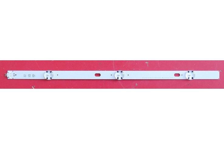 BARRA LED LG LGE WICOP FHD 43INCH REV00 B 150511 - CODICE A BARRE GAN01 0962B NUOVA