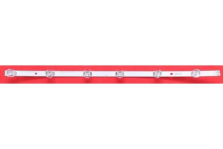 BARRA LED LG UOT DRT 3.0 32 REV0.9 B UOT_B - CODICE A BARRE 73Z1T SHARP B NUOVA