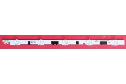 Flat - Barra Led Samsung D2GE-400SCB-R3 codice QR 25305ASmontata da Tv Nuovo Originale