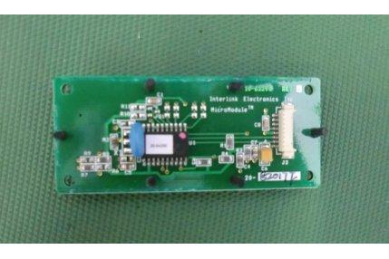 Ricambi PC - 10-65290 REV C PER PANEL SHARP LQ150X1DG11-PANEL SYSTEM QF 8HE 15 TFT