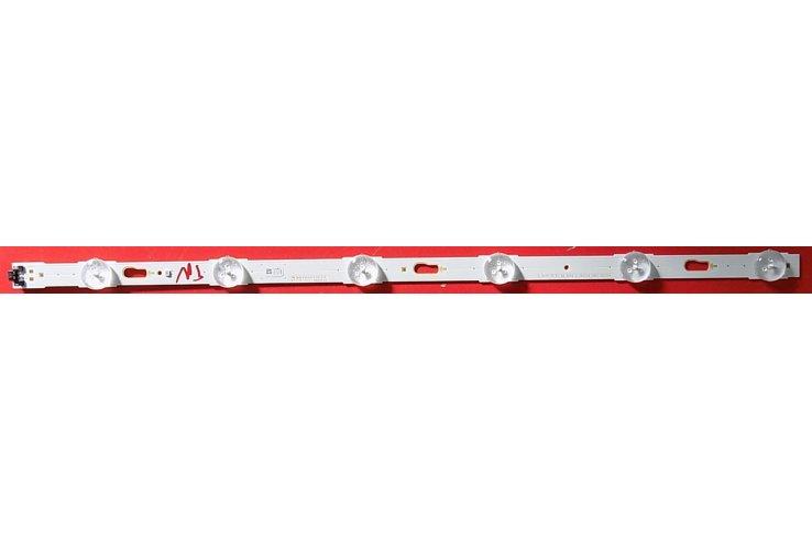 BARRA LED SAMSUNG S_5U75_55_FL_R6_REV1.5_150514_LM41-00136A - CODICE QR 39660A / 40100A NUOVA