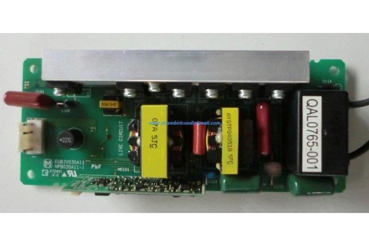 Alimentatore Lampada Retroproiettore JVC EUBJV035A11 NPB035A11-1 KTDA01 V-0