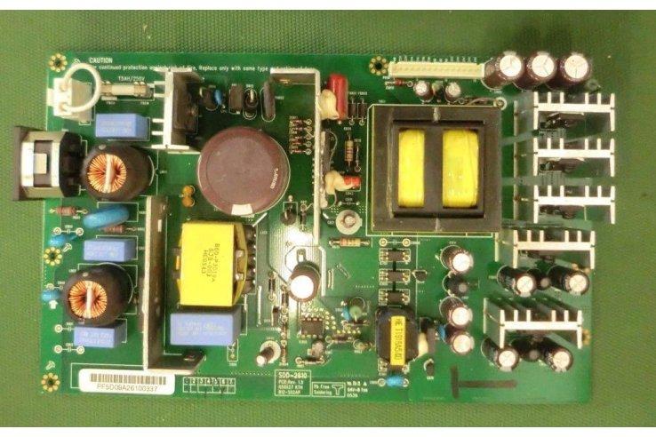 Alimentatore SDD-2610 REV 1.5 050627 KTH B12-S02AP