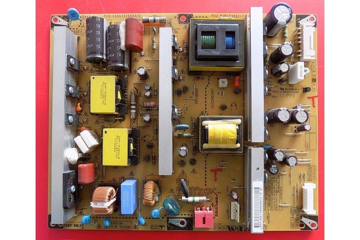 ALIMENTATORE LG 3PAGC10036B-R EAX63329802/3 EAY62170902 REV1.1