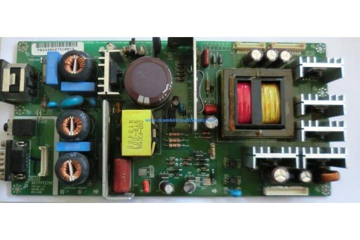 Alimentatore LG BT-EFL30180W-C 6871TPT275C REV 1.2 040318 B12-L02B
