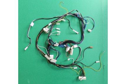 Cablaggi Lavatrici - Cablaggio Completo di termostato 399010245.00 Lavatrice SanGiorgio Originale Nuovo