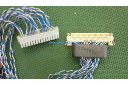 Meccaniche - BARRA LED BLAUPUNKT 1310 32 HD ROW2.1 REV1.0 2 A2 6916L-1296A - CODICE A BARRE QW072 4-31