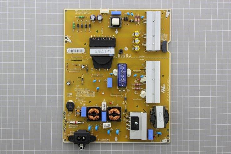 ALIMENTATORE LG LGP6560DJ-17U1 PLDL-L607A 3PCR01943B EAX67189001 - EAY64511001 NUOVO