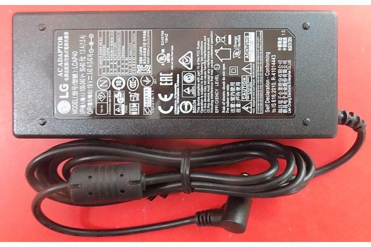 Alimentatore - Adattatore LG LCAP40 19V 3.42A Smontato da Tv Nuovo