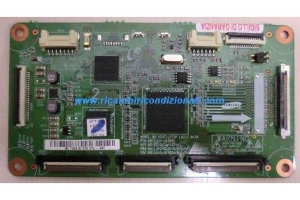 T-con e Scaler TV - CONTROL 50UF2(US)P LOGIC MAIN LJ41-08382A REV R1.2 LJ92-01702A REV AA1 ORIGINALE NUOVA