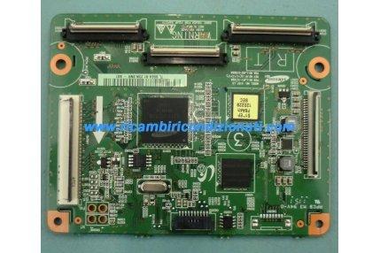 T-con e Scaler TV - CONTROL 51EF_LM LJ41-10169A REV R1.5 LJ92-01866A AA1 PER TV SAMSUNG PLASMA DISPLAY PS51E550