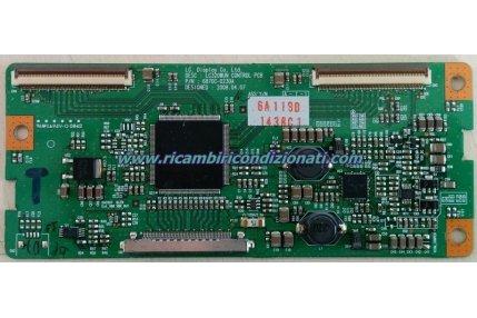 T-con e Scaler TV - CONTROL LC320WUN 6870C-0230A - STICK NO 1438C1