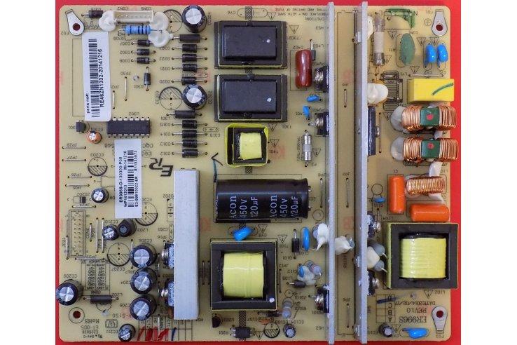 ALIMENTATORE MASTER ER996S REV1.0 CODICE A BARRE WP1412013