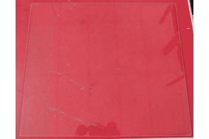 Ricambi per Frigoriferi - Copripiano grande in vetro 373 x 424 mm Frigorifero Atlantic AT374XLA GT-SN374M