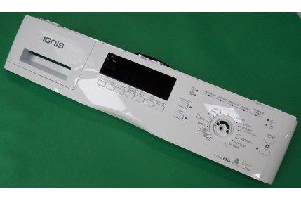 Cruscotti Lavatrici - Cruscotto + Maniglia cassetto + pulsanti Lavatrice Ignis: LEI 1280 481010514561 Originale Nuovo