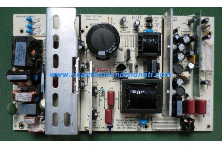 ALIMENTATORE MECER MIP988A-K2 REV 1.0 465-01A2-M9801G