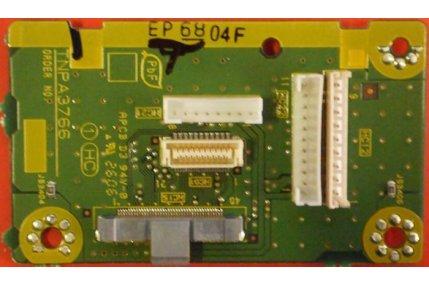 Schede Tuner Ingressi e Interconnessione TV - DAUGHTER BOARD TNPA3766 1 HC - STICK NO EP6804F - PER TV PANASONIC TH-42PV60EH