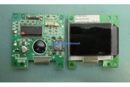 Schede Tuner Ingressi e Interconnessione TV - DISPLAY PHILIPS V0014420 REV B - CODICE A BARRE 313926728341
