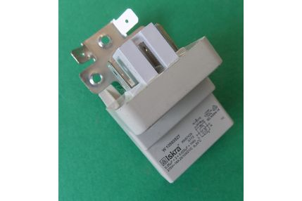 - Filtro condensatore antidisturbo Whirlpool W10593527 KNB7425 Nuovo