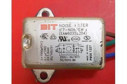 Filtri di Rete e Prese 220v TV - FILTRO LG IF7-N06AEW (EAM60352204)