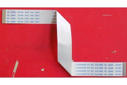 FLAT 16 x 196 mm - 30 pin