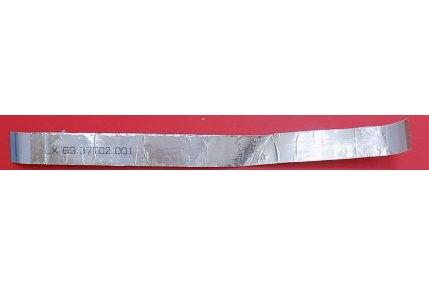 FLAT 16 X 204 mm - 30 pin LX 69.37T02.001