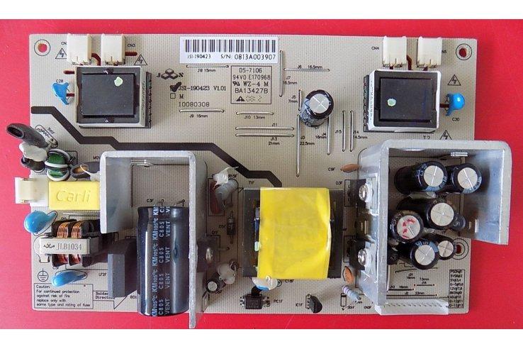ALIMENTATORE NORDMENDE JSI-190423 V1.01 - CODICE A BARRE 0813A003907