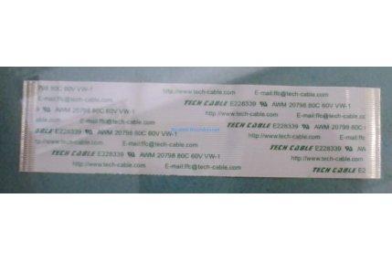 - FLAT GOLD MAIN - T-CON 26 X 101 mm - 50 pin