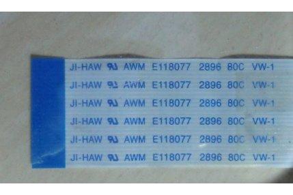 All In One - FLAT LETTORE FLOPPY-MOTHERBOARD 27 X 155 mm - 26 pin PER LCD COMPUTER MODELLO L297U CLEVO MONTATO SU COMEX MODELLO PLANIUM XF.7