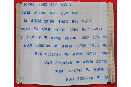 FLAT T-CON - PANNELLO PER TV PER PANNELLO 60 X 21 mm EUNSUNG-F E129545 AWM 20861