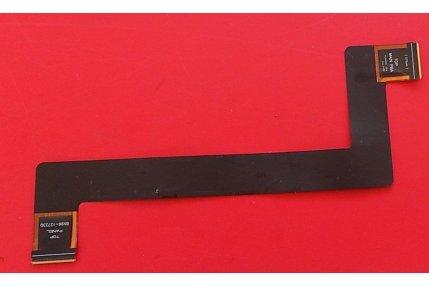 FLAT AKAI CON GANCETTI 33 X 156 mm - 60 pin