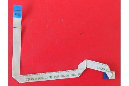 Cavi/Flat PC - FLAT TOSHIBA 7 X 173 mm - 6 pin