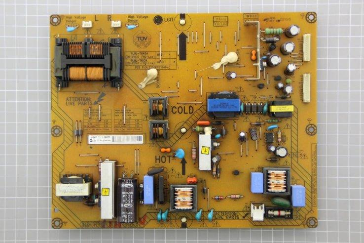 ALIMENTATORE PHILIPS PLHL-T813A IPB(EU32 FHD_Low) MPR1.1 2300KPG104B-F - CODICE A BARRE 2722 171 00722 V30103