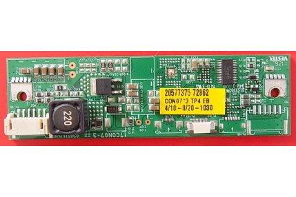 Inverter / Led Driver TV - INVERTER 17CON07-3 030511 - STICK 20577374