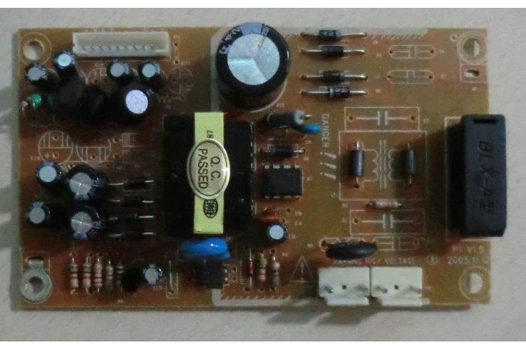 ALIMENTATORE PI V1.0 PER LETTORE DVD-MPEG4 AMSTRAD DX3080