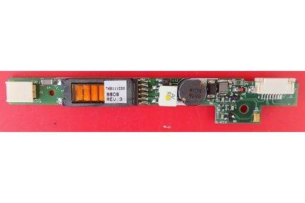 Schede Varie/Espansioni - INVERTER IBM T62.111.C.00 REV.3 - CODICE A BARRE FRU 10L1202
