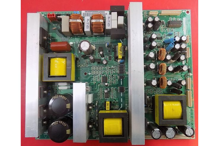ALIMENTATORE PVP-3000 REV.A 051012 - CODICE A BARRE H0000P